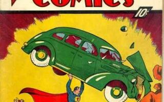 Action Comics nr. 1