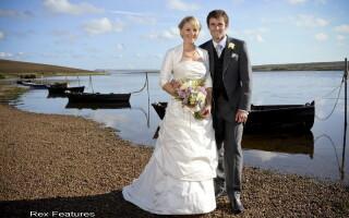 miri, nunta, Sarah Ayton, Nick Dempsey