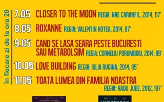 Filme romanesti in premiera la Astra Film Cinema din SIBIU