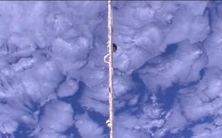 Imagini pe care pana acum le vedeau doar astronautii. Vedeti aici o transmisie LIVE HD de pe Statia Spatiala Internationala