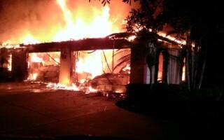 Incendiu in casa tenismanului James Blake