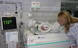 Cluj, Salvati Copiii, nonatologie, nou-nascuti, maternitate