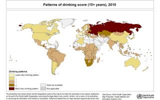 consum global de alcool nivel de risc
