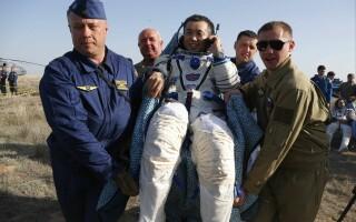 Astronautul Koichi Wakata