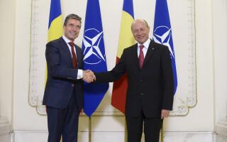 Basescu Rasmussen