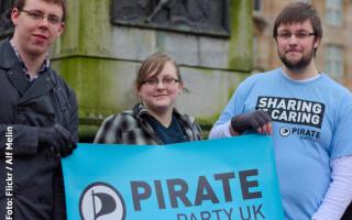 partidul piratilor din UK