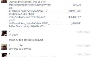 VIRUS nou pe Facebook si Yahoo Messenger. Atentie, va pacaleste in cel mai politicos mod cu putinta