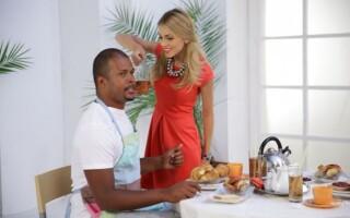 Cabral si Andreea Ibacka