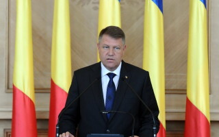 Iohannis - Agerpres
