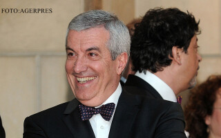 presedintele Senatului, Calin Popescu-Tariceanu, participa la dineul oficial organizat de Casa Regala cu ocazia sarbatoririi zilei de 10 Mai