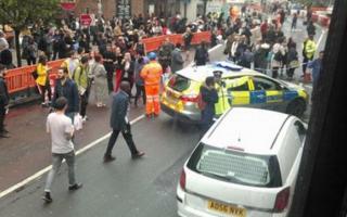 alerta bomba Londra
