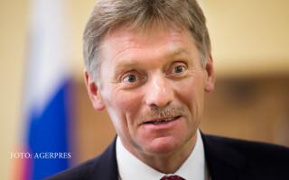 Dmitri Peskov, purtatorul de cuvant al presedintiei ruse