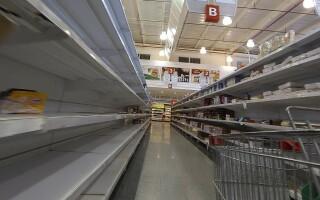 criza, venezuela, rafturi goale - getty images