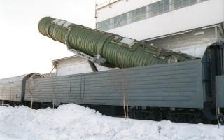 trenuri nucleare Rusia