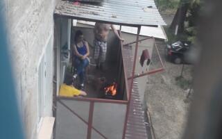 gratar balcon