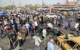 atentat Bagdad - Agerpres