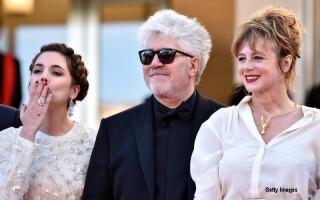 Pedro Almodovar la Cannes