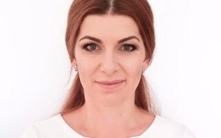 Uliana Ochinciuc, partenera lui Dan Condrea