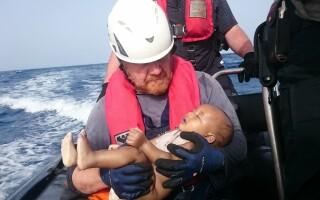 bebelus mort in Mediterana - Agepres