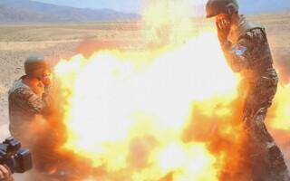 Sfarsit tragic al unei fotografe ale armatei americane