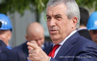 Calin Popescu Tariceanu FOTO INQUAM