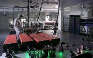 laser magurele