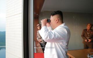 Coreea de Nord, sua, kim jong un