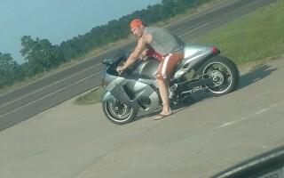 texas motocicleta