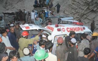 Incident mina Pakistan