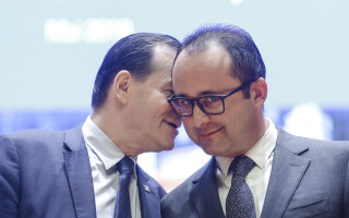 Ludovic Orban si Cristian Busoi
