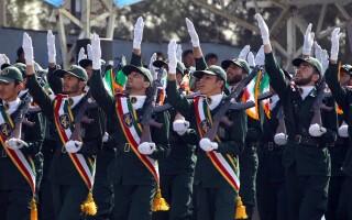 Gardienii Revolutiei din Iran