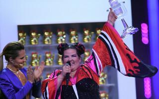 eurovision, trofeu spart