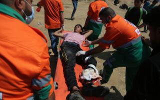 Israel, Fasia Gaza, Palestina