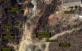 Imagini satelit Coreea de Nord - 3