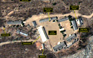 Imagini satelit Coreea de Nord - 4