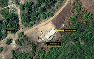 Imagini satelit Coreea de Nord - 5