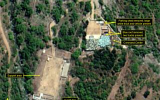 Imagini satelit Coreea de Nord - 6