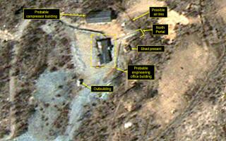 Imagini satelit Coreea de Nord - 7