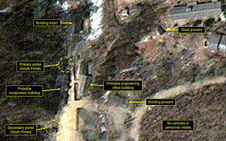 Imagini satelit Coreea de Nord - 9