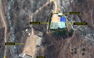 Imagini satelit Coreea de Nord - 10