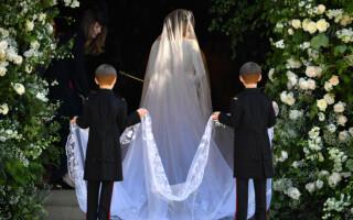 copii nunta regala
