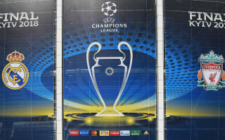 Real Madrid, Liverpool, Finala Champions League - 1