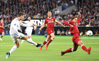 Real Madrid Liverpool - UEFA Champions League Final - 6