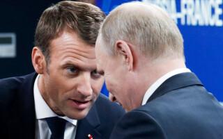 știri comerciale Putin)