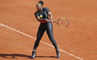 Serena Williams, Roland Garros