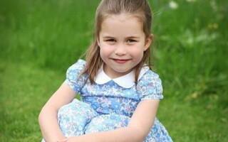 Prinţesa Charlotte a Marii Britanii