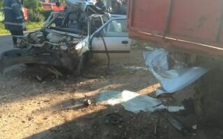 Accident în Giurgiu