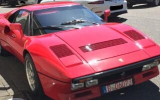 Ferrari de colecție furat în timpul unui test drive