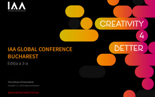 Conferinţa Globală IAA Creativity4Better