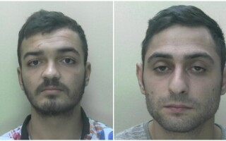 români condamnati